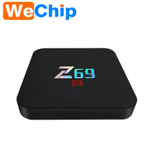 2017 Date Z69 Android 7.1 3G 32G moins cher que X96 H96 Pro Android Tv Box 2.4G Wifi S905X Penta-Core (2.0 GHz) HD 4 K Smart Tv Box