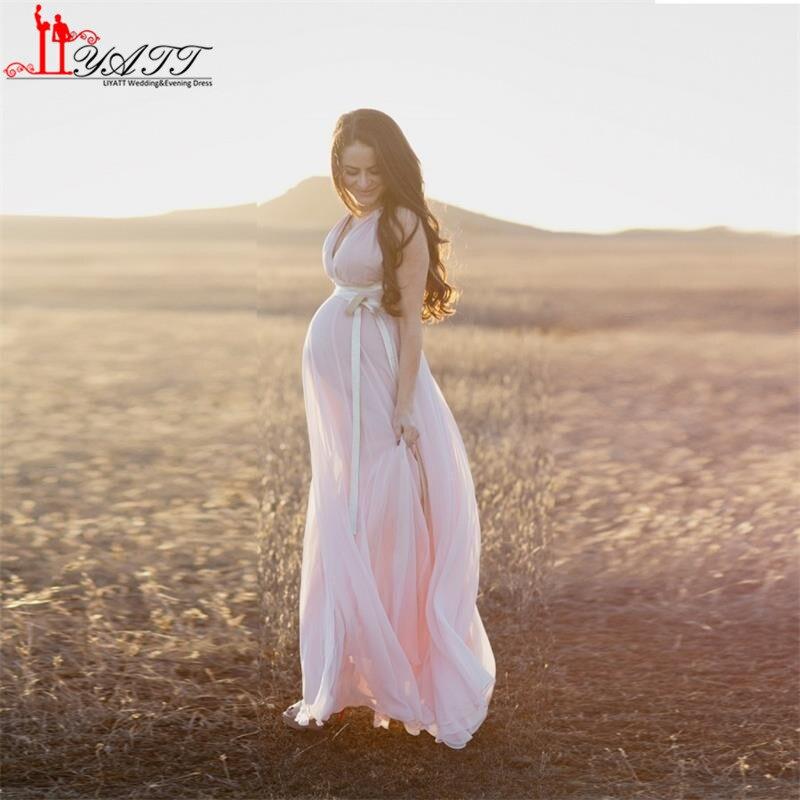 Greek Style A Line Chiffon Wedding Dress 2017 Simple Sash: Aliexpress.com : Buy Greek Style Light Pink Chiffon