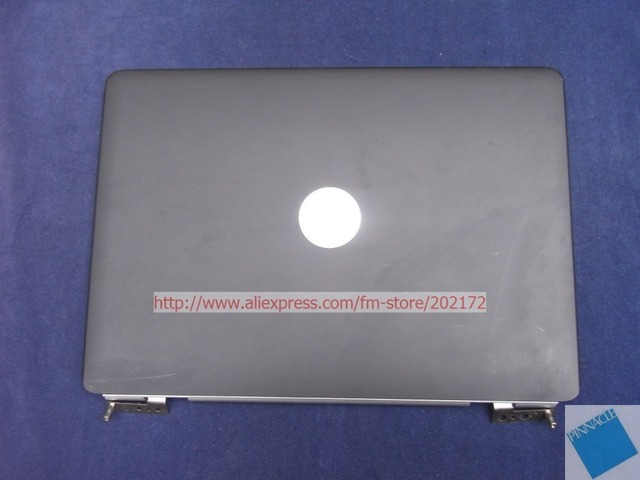"Laptop  Black 15.4"" LCD Back Cover RU676 0RU676  For Dell Inspiron 1525 1526 ""B"" Grade"