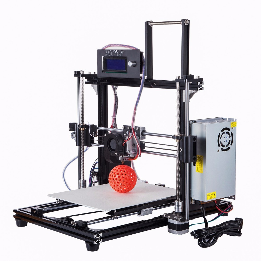 HICTOP Filament Monitor Desktop 3D Printer Reprap Prusa I3
