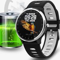 L7 smart watch with PPG ECG display holter heartrate monitor blood pressure smartwatch women men smart bracelet pk k88h kw18