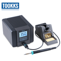 QUICK TS1200A Intelligent Soldering Station Iron Lead free Electric Iron 120W anti static Fast Heating Welding Iron
