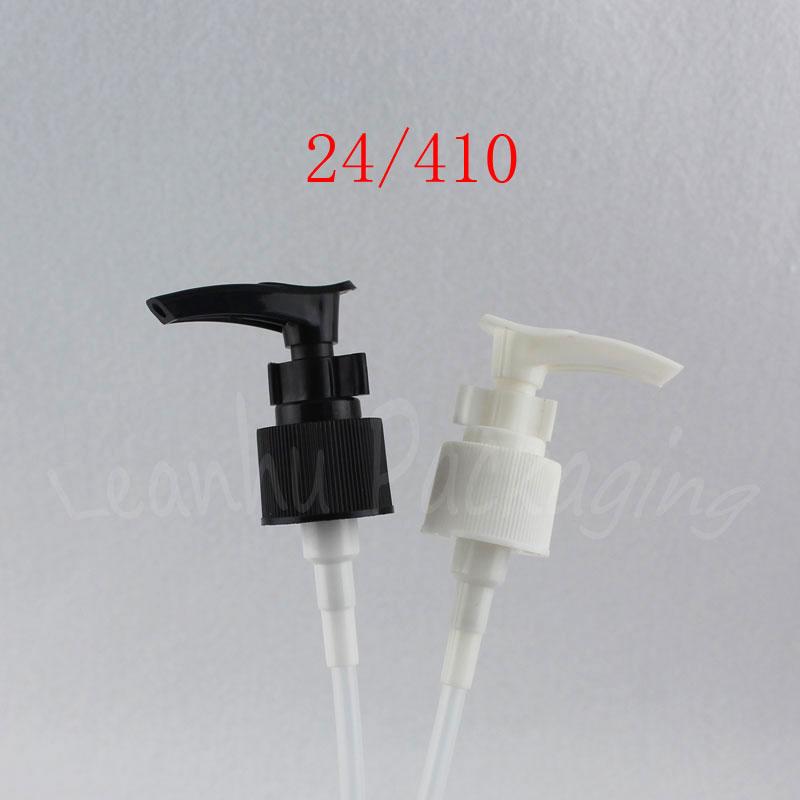 20/410 24/410 High Quality Black / White Plastic Bayonet Pump , Bayonet Pump For Cosmetic Bottle ( 50 PC/Lot )