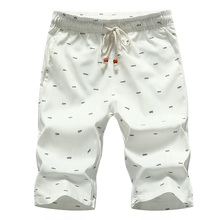 2017 Shorts Men New Arrival Unique Design Quality Soft Summer Hot Beach Homme Hip Hop Trousers Casual M-5XL