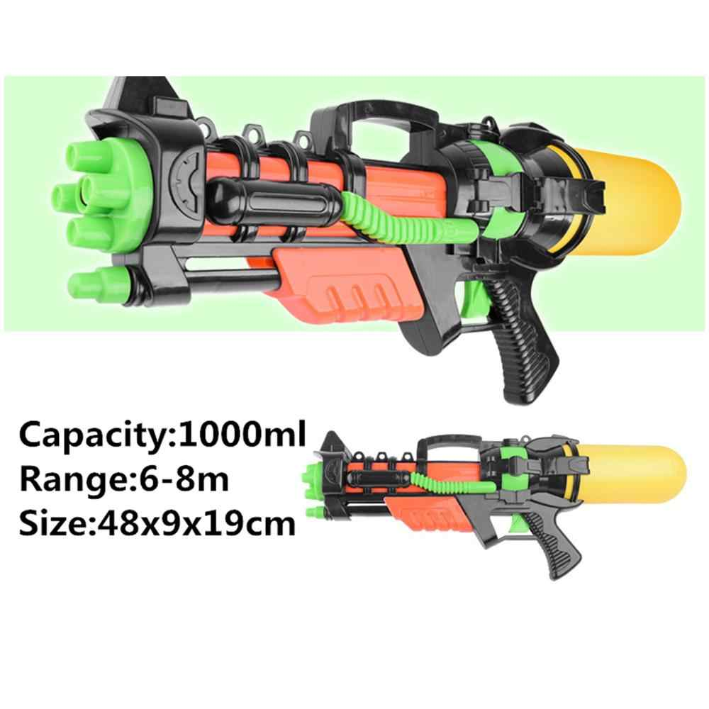 "2 X 12/"" Pistola de Água Kid Pistola de Água 31CM Super Pistola Shooter Brinquedo Diversão Praia Piscina"