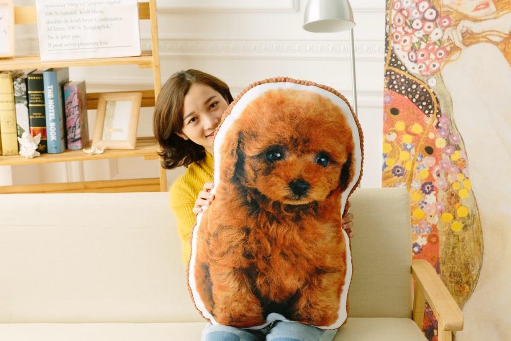 Animal Print Pillow  Stuffed Animal Throw Pillow  Cat Dog Jam Pillow Cushion  Anime Pillow  Home Accent Decoration  Gift