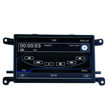 6.5'' HD Touch Screen Car DVD GPS Navigation Radio Audio Bluetooth Support 1080HD Format fof Audi Q5 / Audi A5 / Audi A4