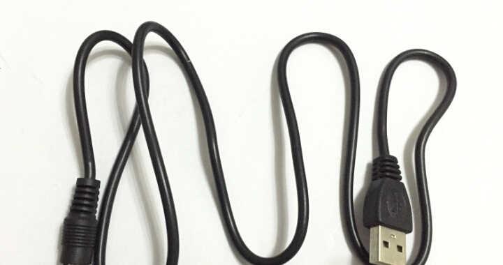 USB к DC4.0 мм * 1,7 зарядный кабель прямой ток линия все медные DC зарядное устройство psp кабель маршрутизатора