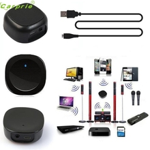 Alta Calidad 1 UNID Adaptador Bluetooth 4.1 A2DP Receptor de Audio Inalámbrico para el Hogar Sistema de Sonido de Música