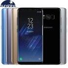 Original Samsung Galaxy S8 Plus 4G LTE Octa core Mobile phone 4G RAM 64G ROM 6.2'' 12.0MP Fingerprint 3500mAh Smartphone