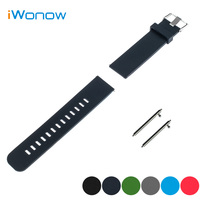 Silicone Rubber Watch Band 18mm 20mm 22m For Citizen Quick Release Watchband Strap Wrist Belt Bracelet