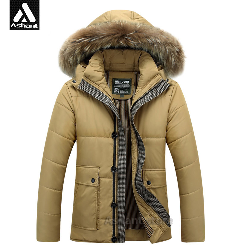 Winterjas Xxxl Heren.2016 Gloednieuwe Mode Heren Winter Jas Down Jakcet Windjack