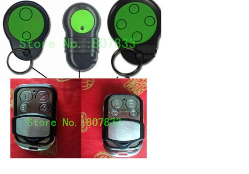 все цены на Merlin Green Button M842 M832 M844 230t 430r 100% compatible garage door remote control opener онлайн