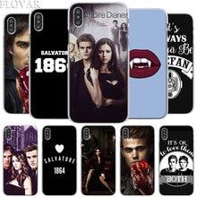 Vampire Diaries Phone Case for Apple iPhone