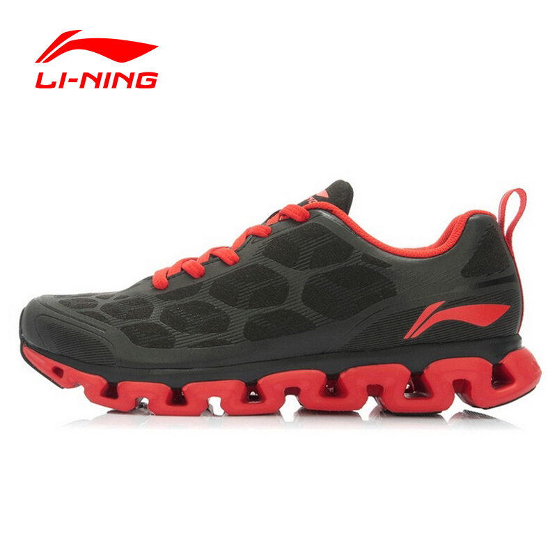 Li-Ning Men Running Shoes Light Mesh Breathable Cushioning LiNing Arch Techonology Sneakers Sport Shoes ARHJ049 XYP039 kelme 2016 new children sport running shoes football boots synthetic leather broken nail kids skid wearable shoes breathable 49