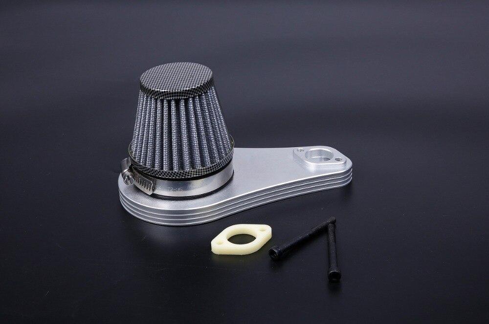 1/5 échelle Losi 5ive-T/KM X 2/Rovan LT Métal filtre à air moyen pont mixte 2 870602