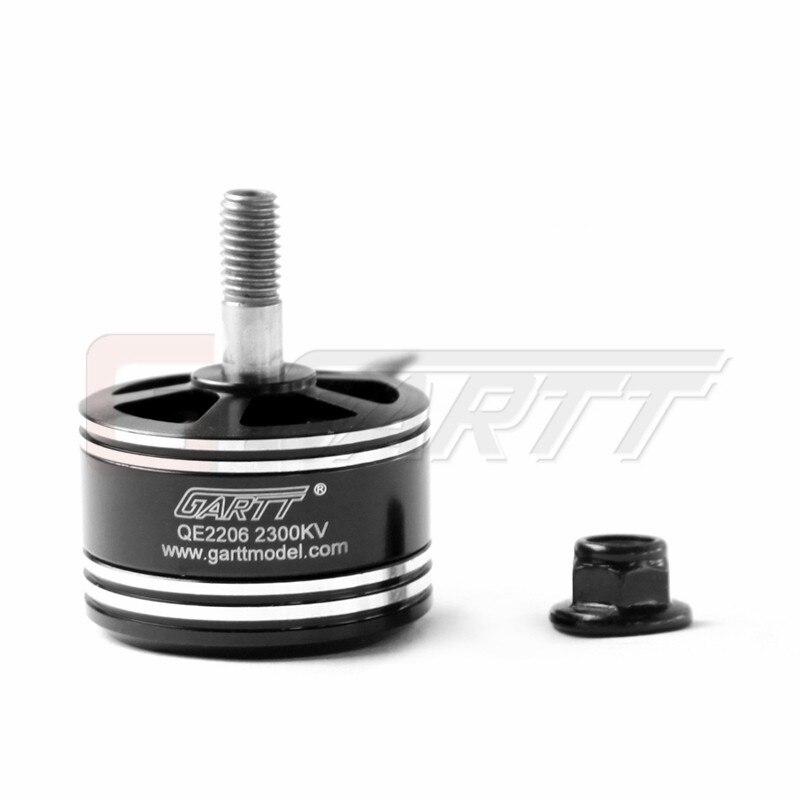 GARTT QE 2206 2300KV бесщеточный Racing Двигатель для Средняя скорость мочеиспускания FPV-системы RC 210 250 300 Quadcopter <font><b>MultiCopter</b></font> дроны