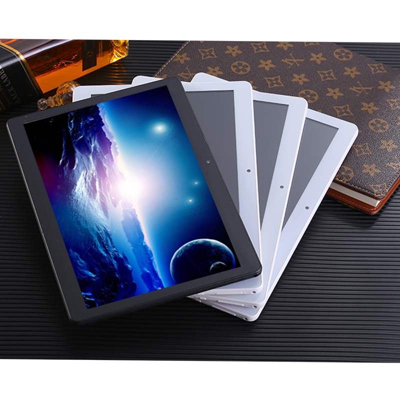 laptop Octa Core 3G GPS Tablet 4GB RAM 32 GB ROM 1920X1200 Dual Cameras 8MP Android 7.0 Tablet 10.1 inch S109 notebook computer lnmbbs metal new function tablet android 7 0 10 1 inch 1 gb ram 16 gb rom 8 core dual cameras 2 sims 3g phone call gps