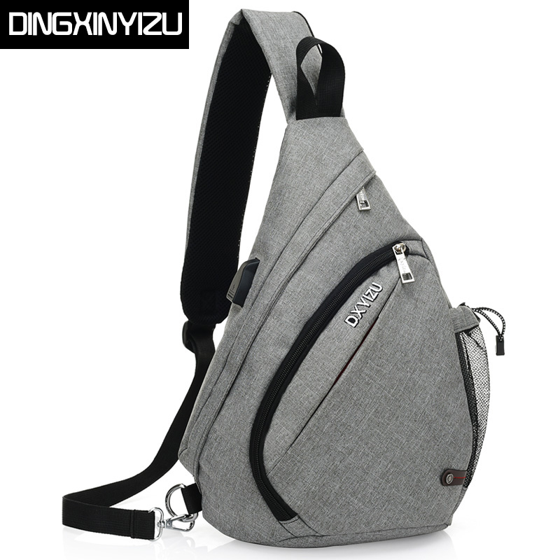 DINGXINYIZU Brand Fashion Men and Women Messenger Bags Canvas Cross Body Bags Man Shoulder Strap Back Bags Casual Travel bolsos