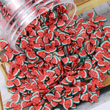 10000 pc/bag Fimo Fruit slices 3D Slices of 5mm Diameter Polymer Clay Fruit slices Nail Art DIY Designs For Nail Art Decorations fruit fimo slices polymer clay 1000pcs fimo fruit slices slime charms polymer clay fruit decoden fimo fruit slices nail art d