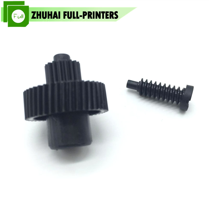 10x Fu8-0514-000 43 T/18 T Gear Fc9-0612-000 Wormwiel In Toner Supply Unit Voor Canon Ir2520 2525 2530 2535 2545 Ir Adv 4025 4035 Pure Witheid