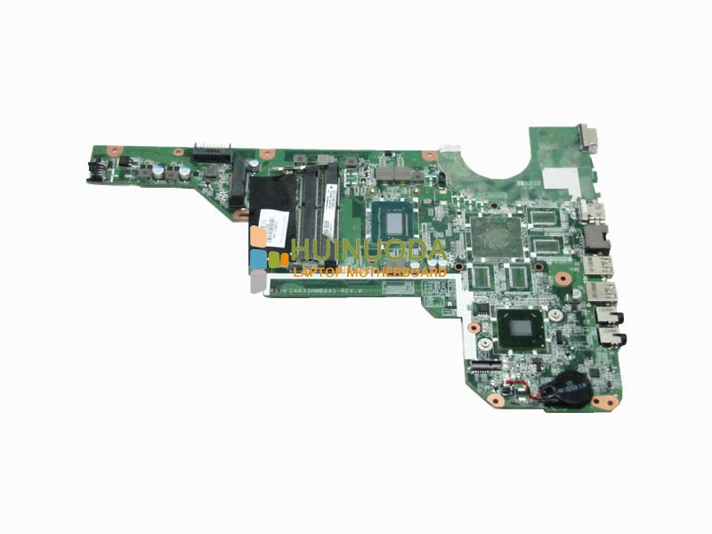 NOKOTION laptop motherboard for HP pavilion G4-2000 G6 G7 680568-001 DA0R33MB6E0 HM76 PGA989 DDR3 683029 501 683029 001 main board fit for hp pavilion g4 g6 g7 g4 2000 g6 2000 laptop motherboard socket fs1 ddr3