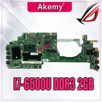 FRU:00UP146 FOR Lenovo Thinkpad YOGA 460 Laptop Motherboard 448.05106.0021 SR2EZ I7 6500U DDR3 2GB 100%