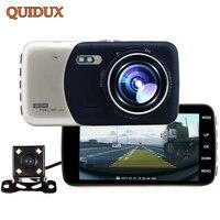 Dual Camera Super HD 1296P Car DVR ADAS Auxiliary Alarm Dashcam RAM 2G Auto Video Camera
