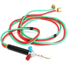 цена на Universal Jewelers Micro Mini Gas Little Torch Welding Soldering Kit & 5 Tips