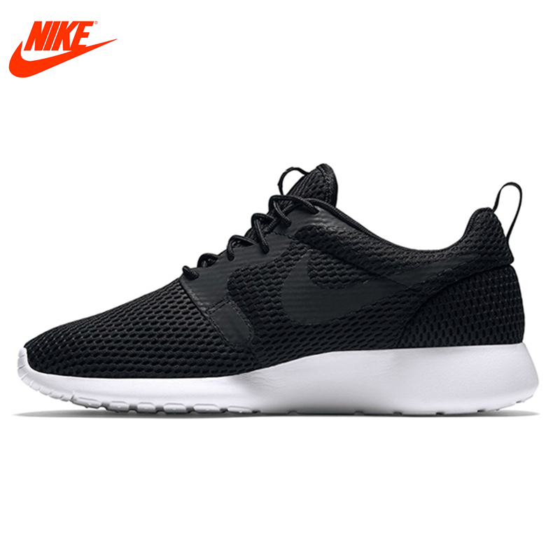 Official New Arrival Authentic Nike ROSHE ONE HYP Men's Breathable Light Running Shoes Sneakers Comfortable Outdoor Walking original nike roshe one hyp br women s running shoes sneakers