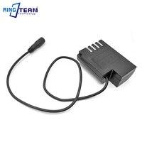 DMW-DCC12 dmw dcc12 dc acoplador DMW-BLF19E dmw blf19 manequim bateria para lumix DMC-GH3 dmc gh3 gh4 gh5 DMC-GH4 DMW-GH5 DC-G9LGK g9
