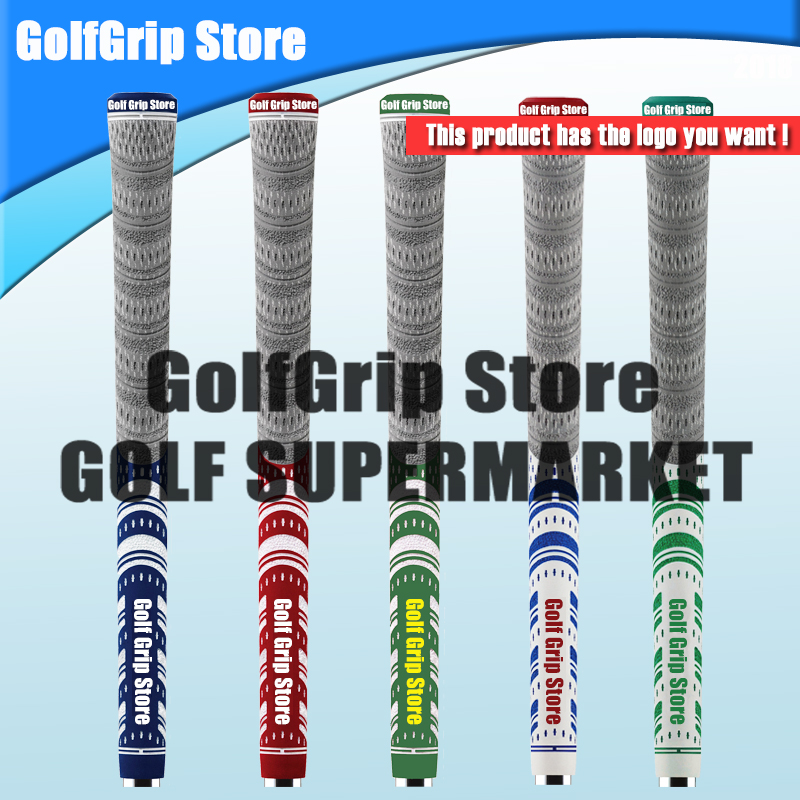 Direct Deal Classic Platinum Golf Grips Standard Golf Clubs Grips Rubber Cotton  13pcs/lot 50g+-3
