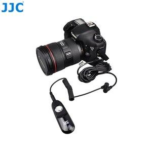Image 5 - JJC uzaktan uzatma kablosu kablosu Canon EOS 5D Mark III II 6D 7D Mark II 1D Mark II III IV 1Ds Mark II 5DS R değiştirin ET 1000N3