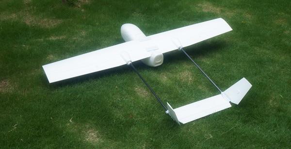 Caçadora Celeste 1.8 m EPO modelo de avião FPV necessário