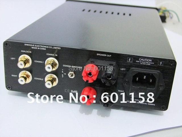 DIGITAL INPUT TAS5630 AMP G300SA HI-END AMP