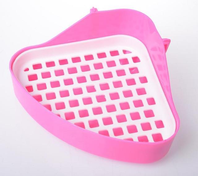 animais de estimao animais produtos sanitrios wc para pequenos animais coelho hamster gaiola de fcil limpeza