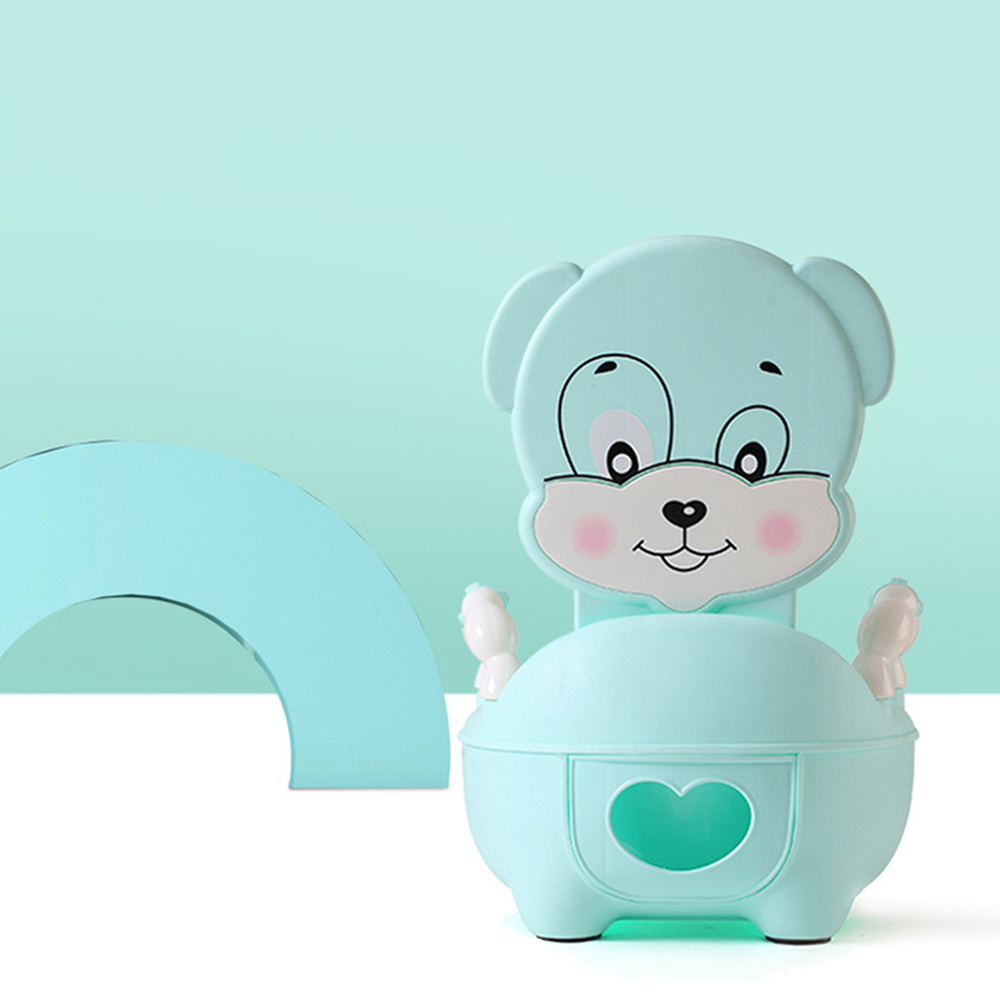 Kids Cartoon Pot Toilet Seat Urinal For Children Portable Potty Training Seat Comfortable Kid Chair Toilet Kids Travel Potty