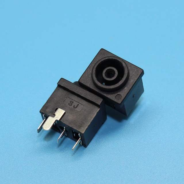 4pin dc power jack connector for samsung s24a300h s24a350h bx2350.