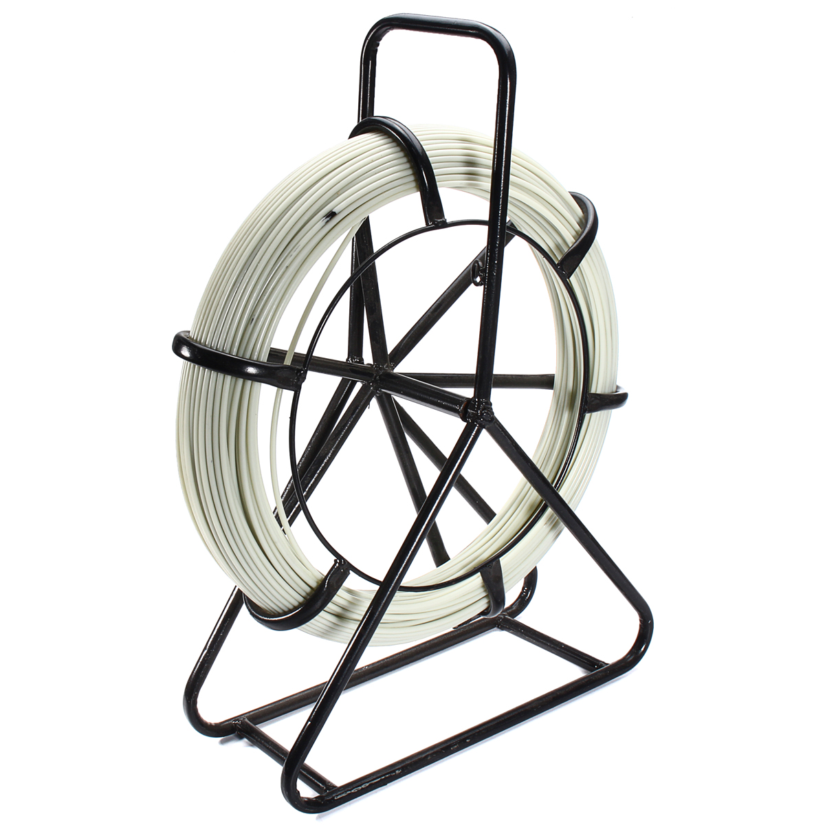 4.5mm*100m Fiberglass Wire Cable Fish Tape Running Rod Duct Puller ...