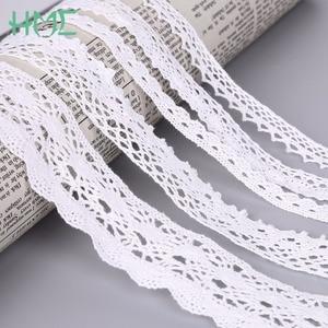 Новинка вязание крючком хлопчатобумажная кружевная отделка тканевая лента для рукоделия одежда шитье ручной работы лоскутное Скрапбукинг Аксессуары для рукоделия