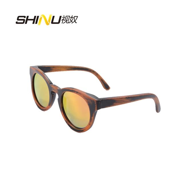 Woodsun aliexpress : buy fashion women sunglasses round full carbonized