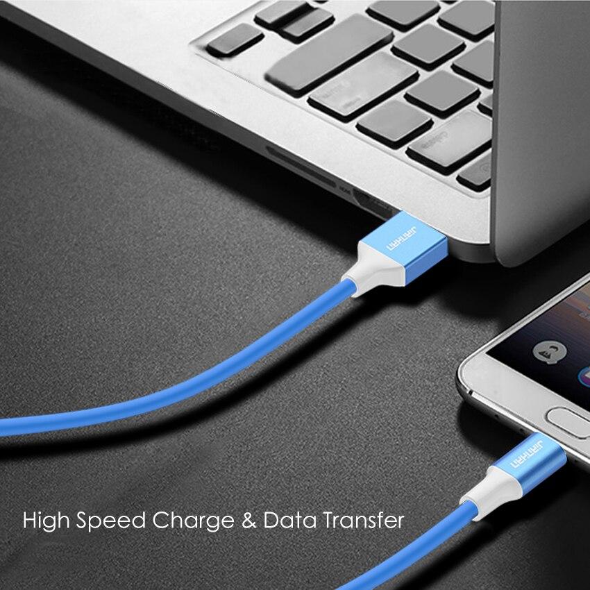 2 Pack Αναστρέψιμο Καλώδιο Micro USB 5V 2A - Ανταλλακτικά και αξεσουάρ κινητών τηλεφώνων - Φωτογραφία 6