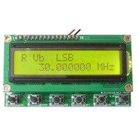 AD9850 6 Bands 0 55MHz DDS Signal Generator Digital HAM Radio RIT VFO SSB