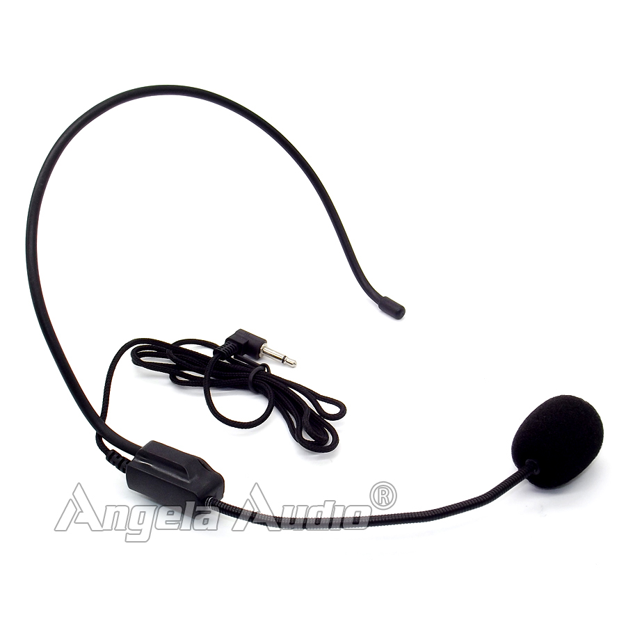 popular star interview buy cheap star interview lots from 30pcs 3 5mm earhook mic headworn headset microphone for wireless loudspeaker megaphone pc computer teaching tour