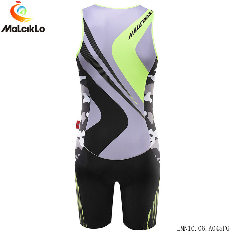 Abbigliamento ciclismo estivo 2018 ropa maillot ciclismo Vest cycling jersey set triathlon Bicycle Running Swimming clothes