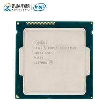 Intel Xeon E3-1265L V3 настольный процессор E3 1265L V3 четырехъядерный 2,5 ГГц 8 Мб L3 кэш LGA 1150 сервер используется процессор