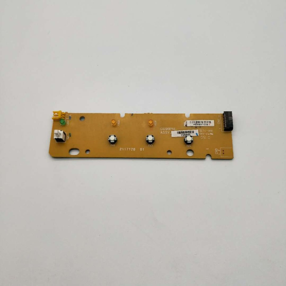 control panel board C698PNL FOR EPSON ME1100