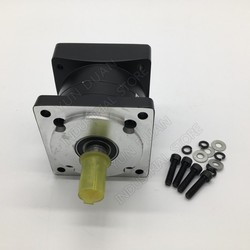 8:1 Speed Ratio Nema34 86mm Planetary Gearbox Speed Reducer 3000rpm Shaft 14mm Carbon Steel Gear for Stepper Motor