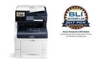 Xerox VersaLink C405V_DN, лазер, 600x600 Точек на дюйм, 700 листов, A4, прямая печать, синий, белый
