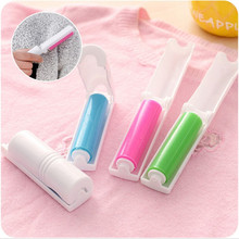 Jane Ju 2PCS hair removal Sticky dust collector Carpet cleaning brush fluff cleaner sticky picker lint roller pet washable